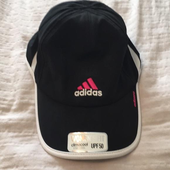 Adidas Velcro- back golf cap UPF protection 7bb5774a197c
